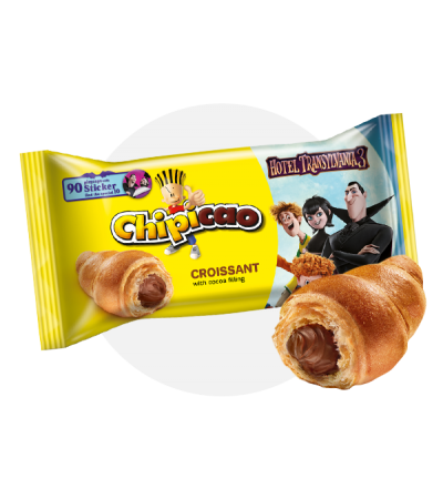 7 DAYS CROISSANT CHIPICAO 60 GR